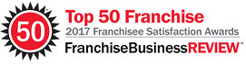 Top 50 Franchise Award